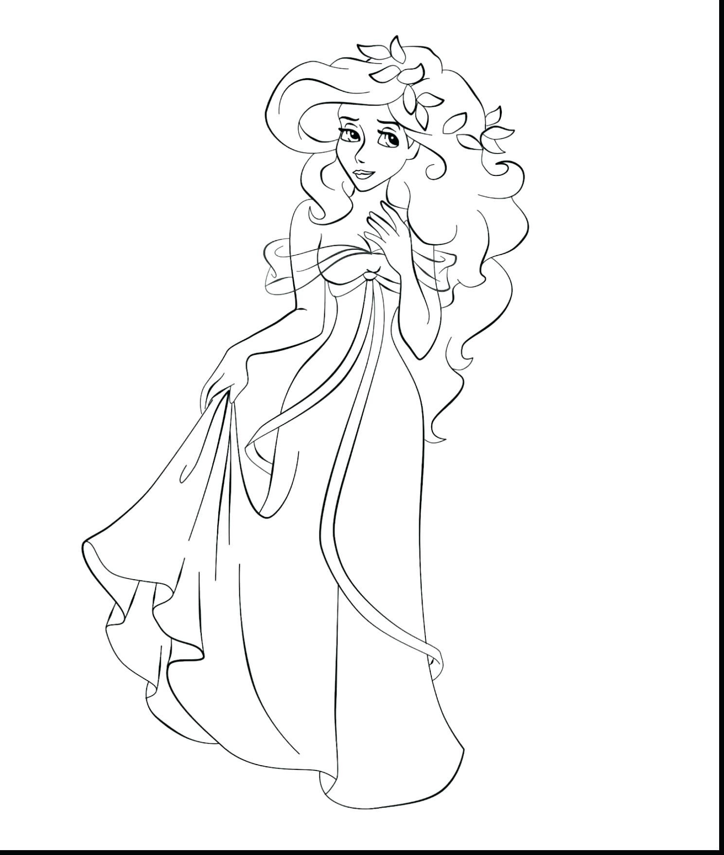 1489x1760 Coloring Baby Disney Coloring Pages Superb Princess Cartoon