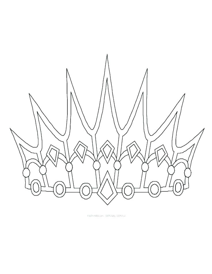 736x952 Princess Crown Coloring Page Crown Coloring Page Crown Design