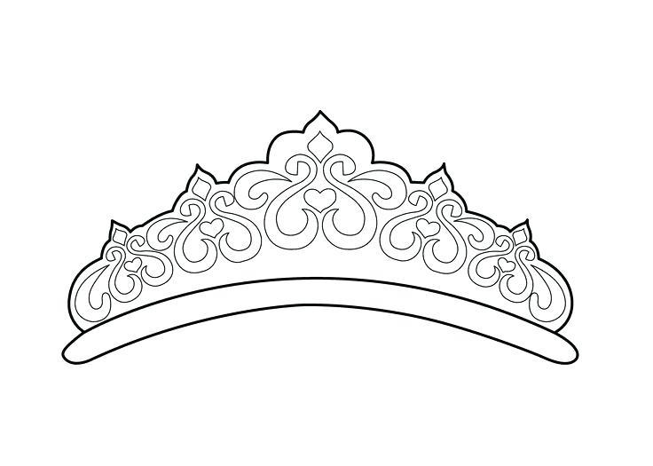 Princess Crown Drawing at GetDrawings | Free download