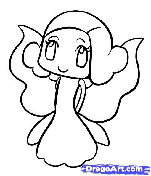 510x594 How To Draw Fairy Princess Step By Step