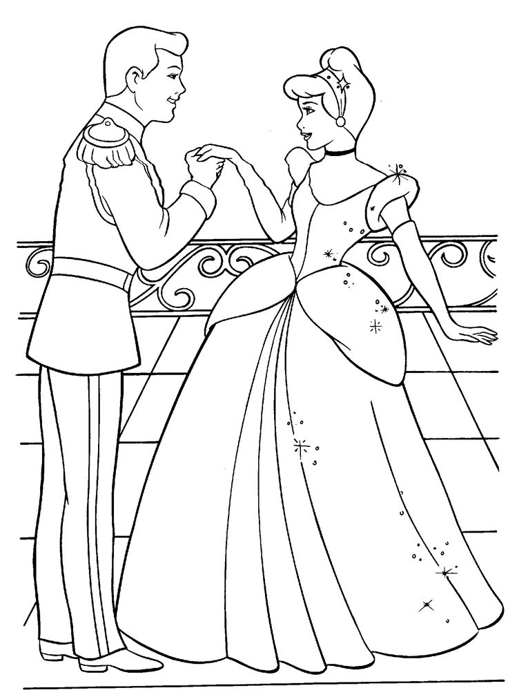 736x1009 Disney Princess Drawing Pages Coloring Page