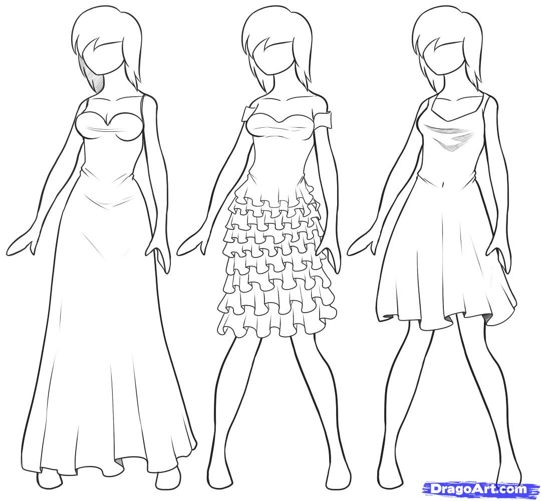 1080x1000 Anime Dress Drawing Tag Anime Princess Dress Drawings
