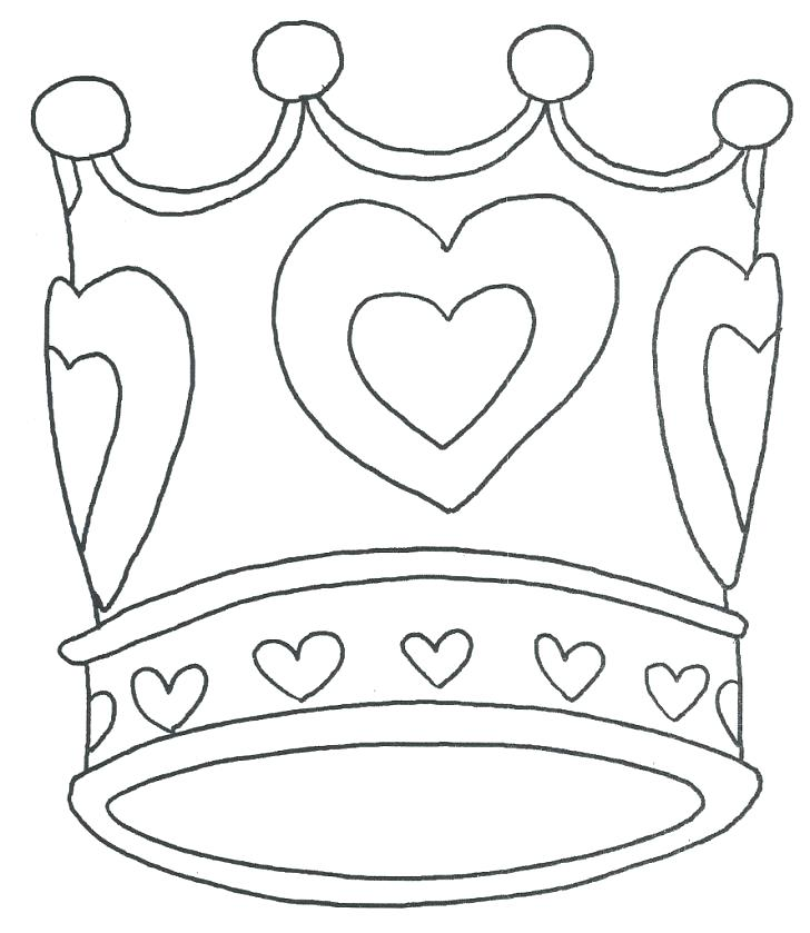 728x839 Princess Crown Coloring Page Tiara Coloring Pages Princesses Crown