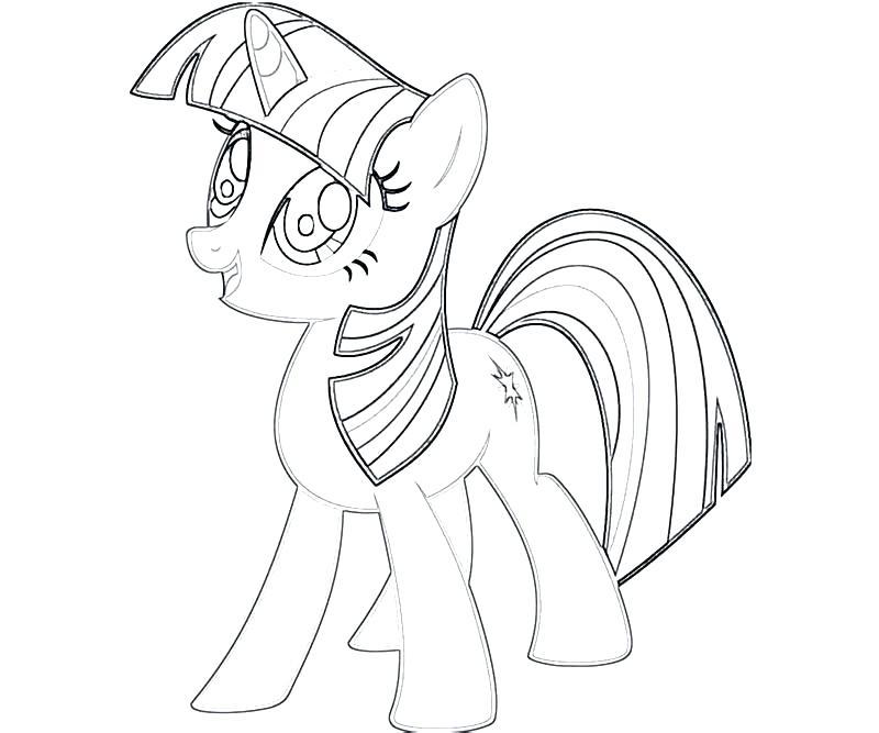 800x667 Princess Twilight Sparkle Coloring Page Innovative My Little Pony