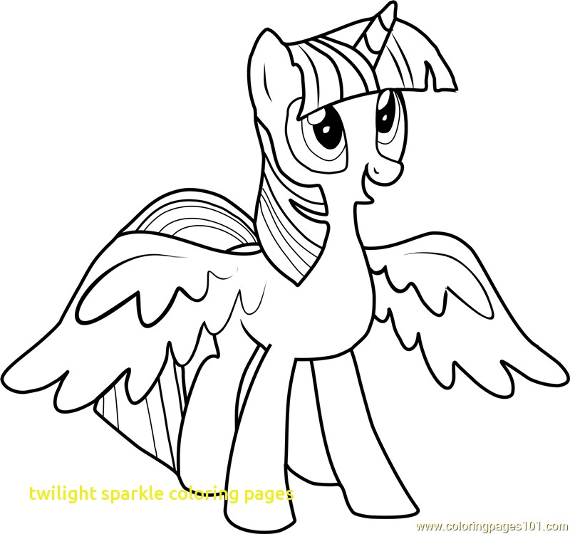 800x750 Twilight Sparkle Coloring Pages With Mlp Twilight Sparkle Coloring