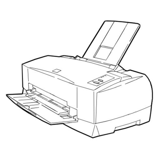 500x498 Epson Stylus Color 850 Inkjet Printer Service Repair Manual