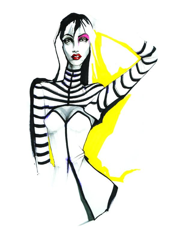 600x800 Fashion Illustrations