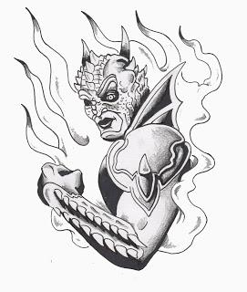 271x320 Jaimieas You Wish Filer Art Of Doom Inktober Pro Wrestling