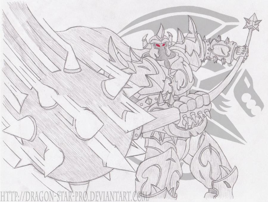 900x678 Mordekaiser By Dragon Star Pro