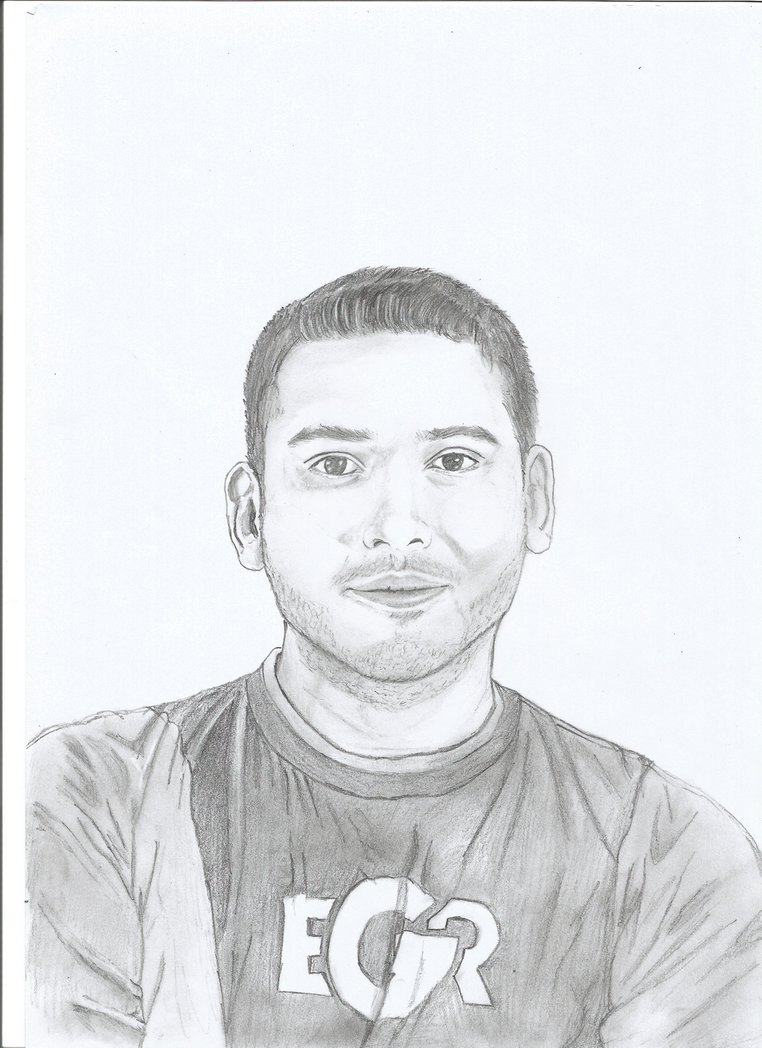 762x1048 Portrait Zapman (Smite Pro Player) By Imrael56