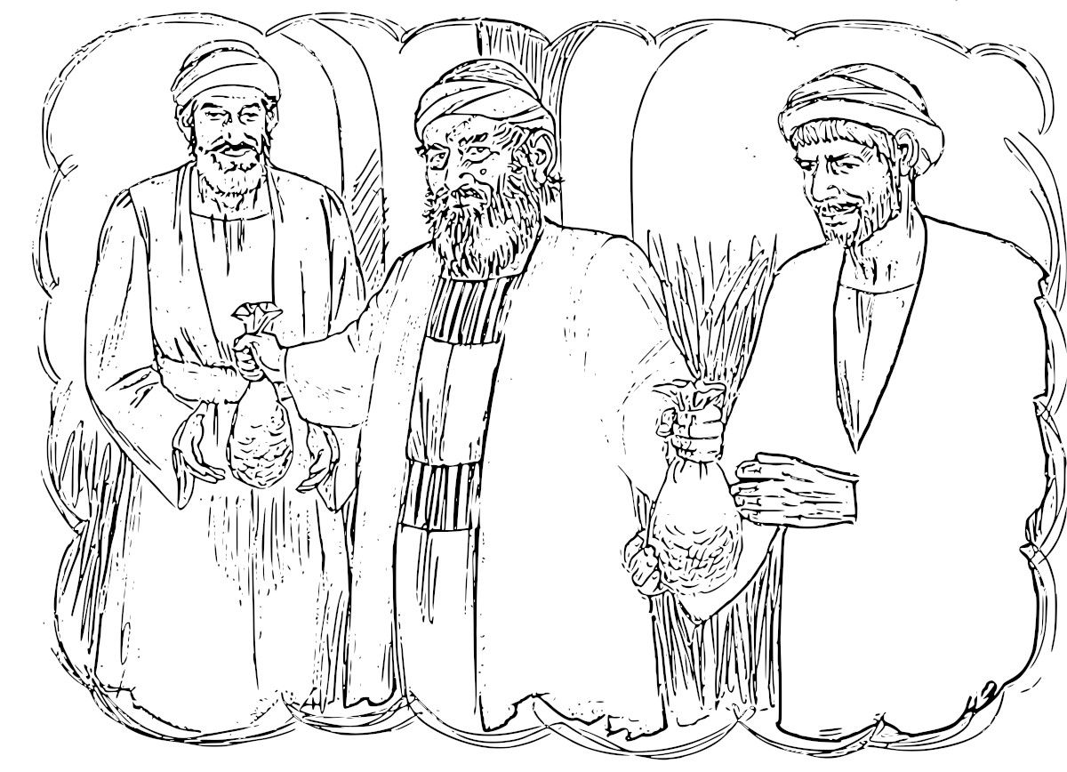 1200x868 Parable Of The Prodigal Son Coloring Pages