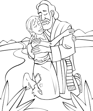 318x380 Preschool Coloring Pages