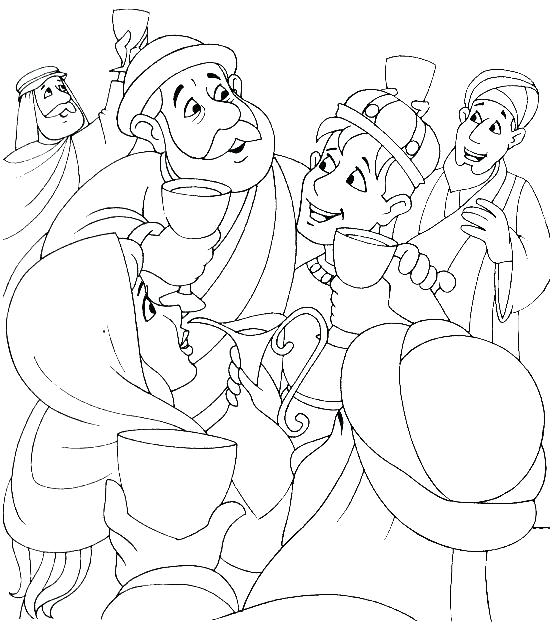556x633 Prodigal Son Coloring Page Bible Story Coloring Page