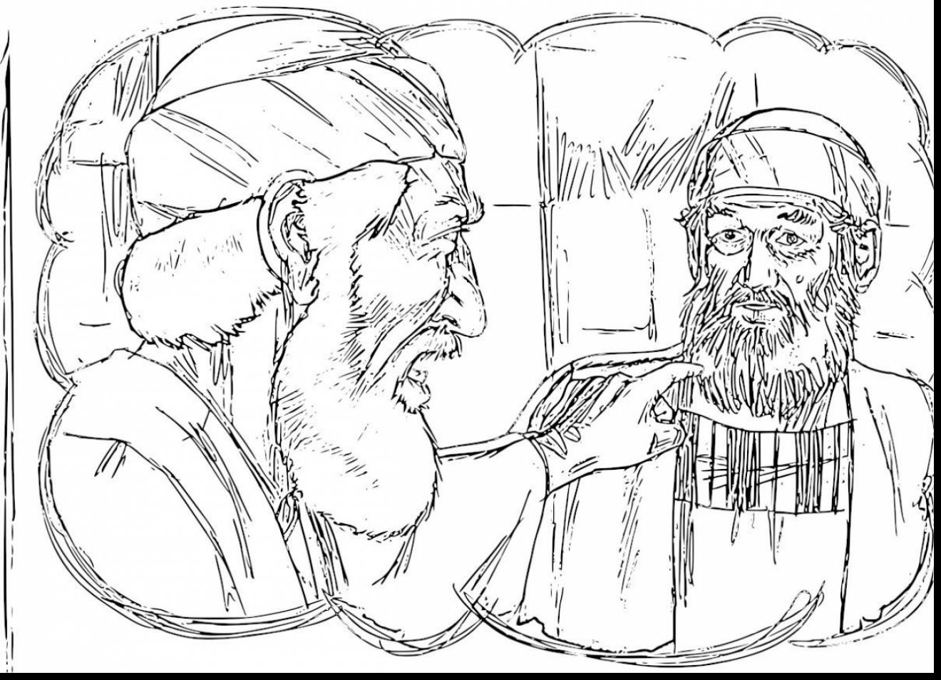 1320x954 Amazing Parable Of The Prodigal Son Coloring Pages With Prodigal