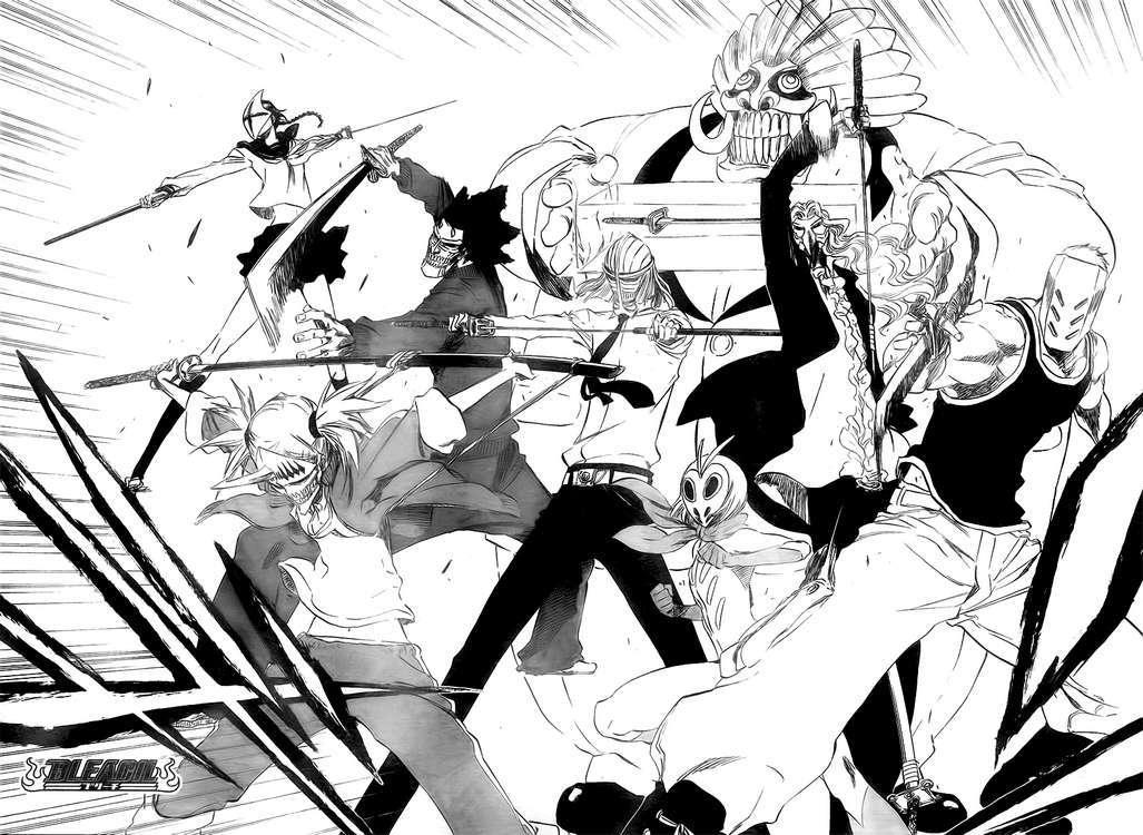 1027x750 Popular Animemanga Bleach Is Coming To Hollywood Sigh