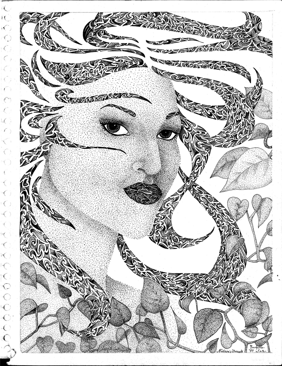 927x1200 Fantasy Ink Drawings Nature's Beauty By Tate Professional Jewelers