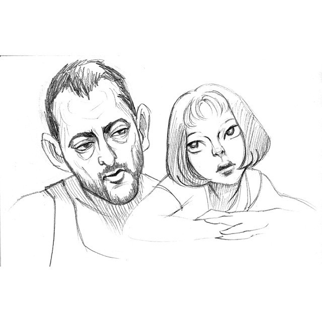 640x640 My Sketches For That Last Drawring Of The Professional