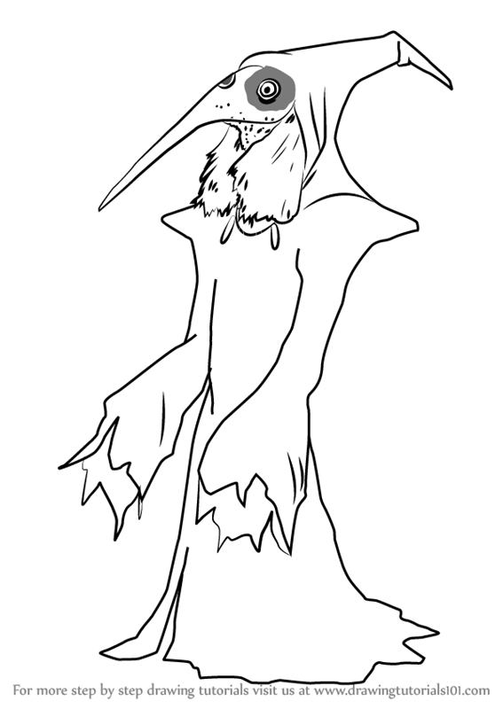 567x800 Learn How To Draw The Black Ravens From Professor Layton