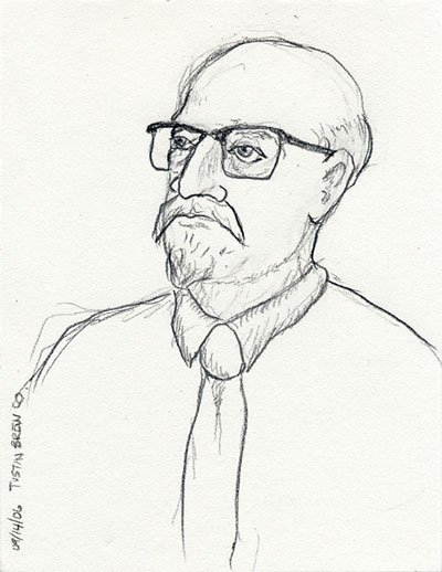 400x518 Professor Nobody 10,000 Bad Drawings