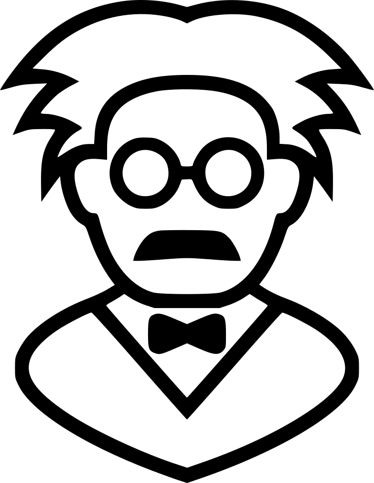 758x980 Professor Svg Png Icon Free Download ( 533373)