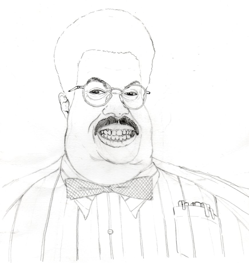 869x920 The Nutty Professor By Mokmonster
