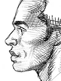 200x264 Drawing The Profile