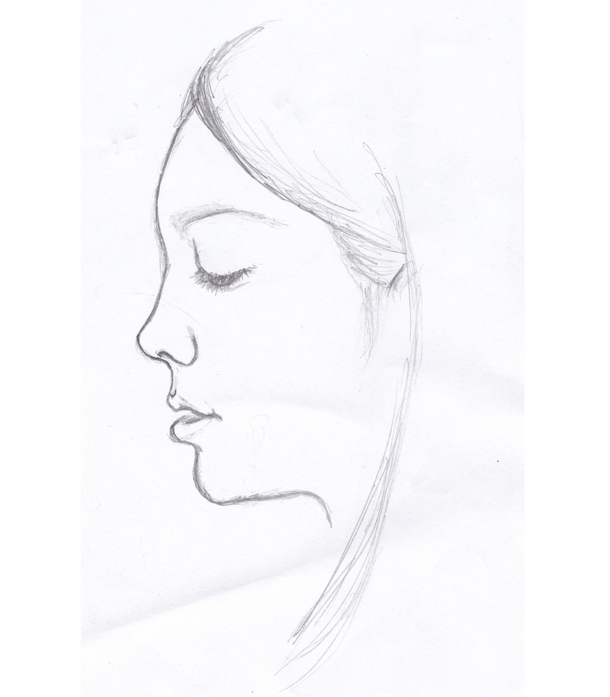 2101x2400 Pencil Art Whatsapp Profile Picture Isabella Ampdamiano Profile