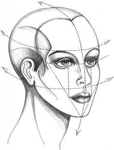 236x309 Profile Face Sketch Sketches Sketches, Profile