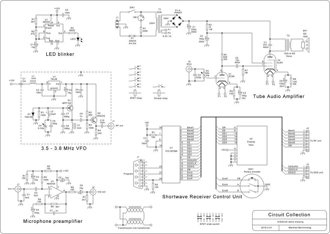 Tube Schematic Drawing Software - All Kind Of Wiring Diagrams •