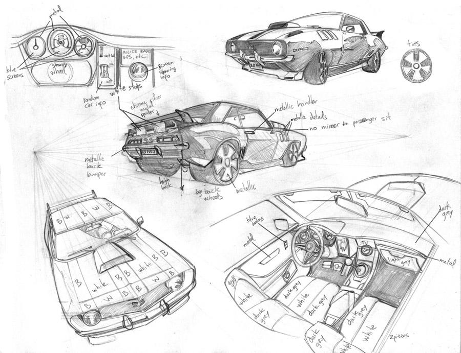 900x691 New Project Car Design By Carlosgomezartist