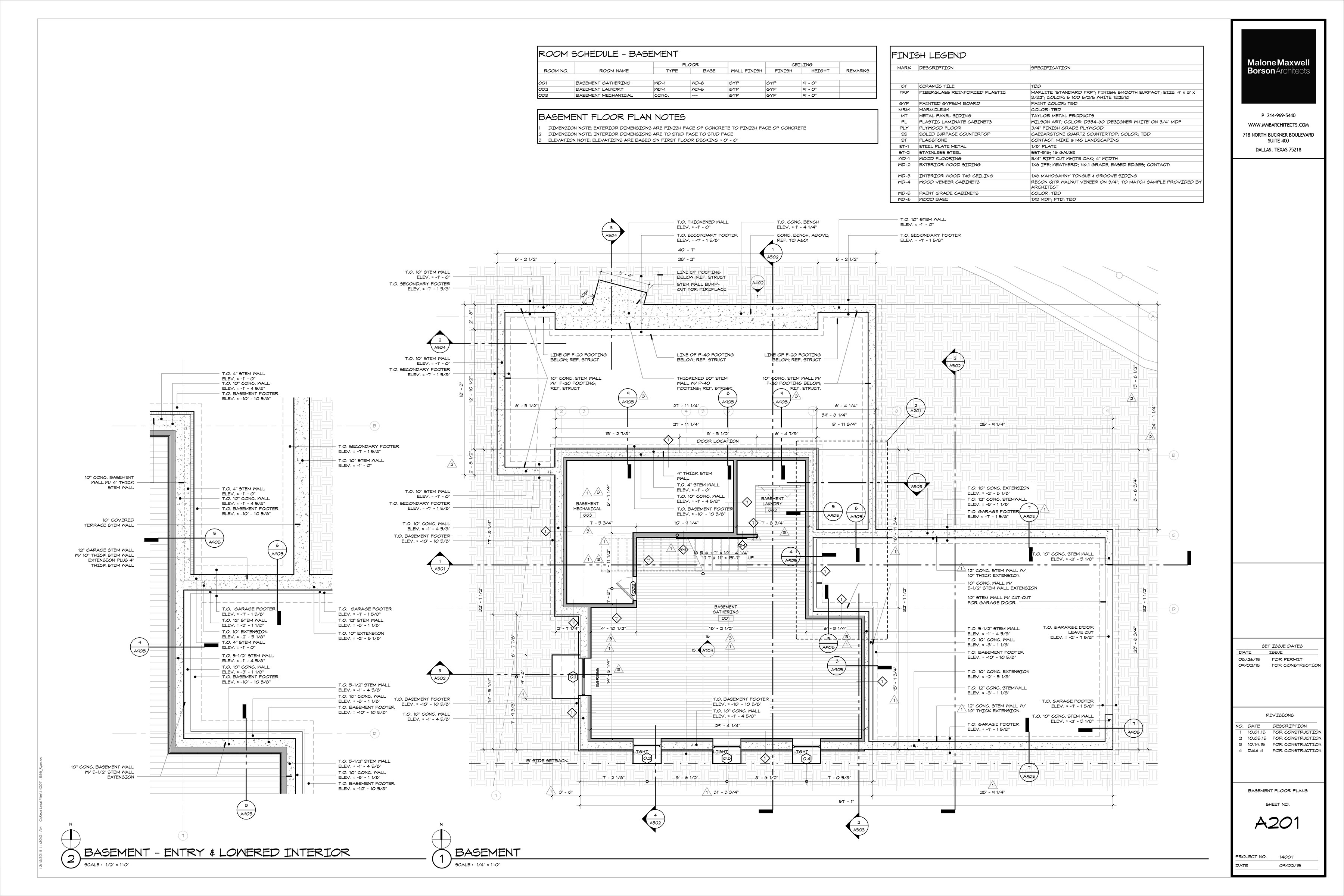 3600x2400 The Cabin Project Technical Drawings Life Of An Architect