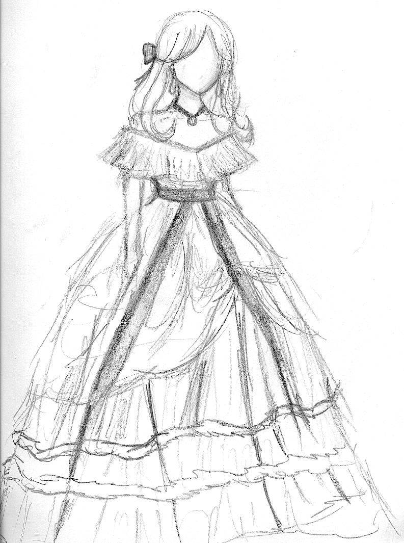 793x1065 Prom Dress3 By Poptartaddict