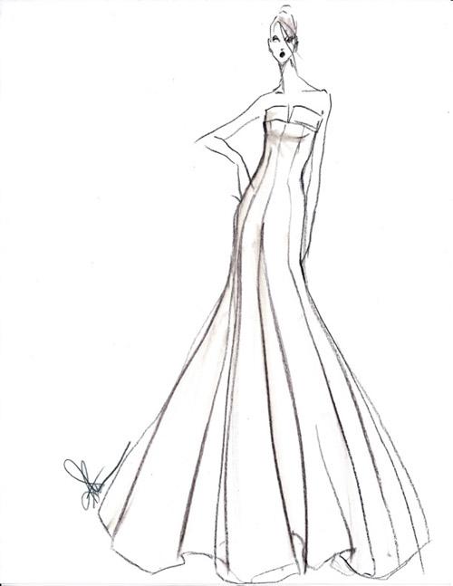 500x647 Prom Dresses Plain