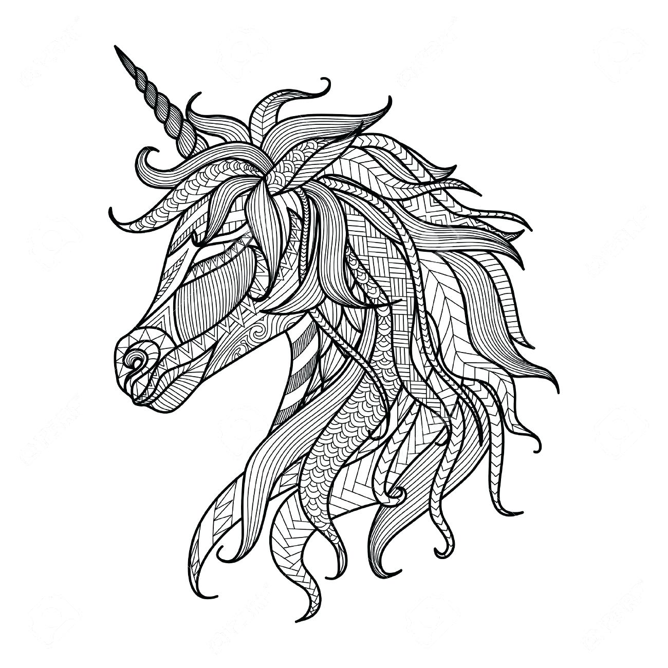 1300x1300 Coloring Coloring Pages Of Unicorns Unicorn For Kids Within Cute
