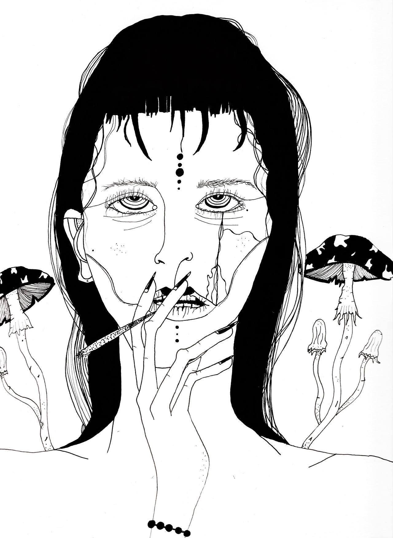 1280x1752 Acid Queen