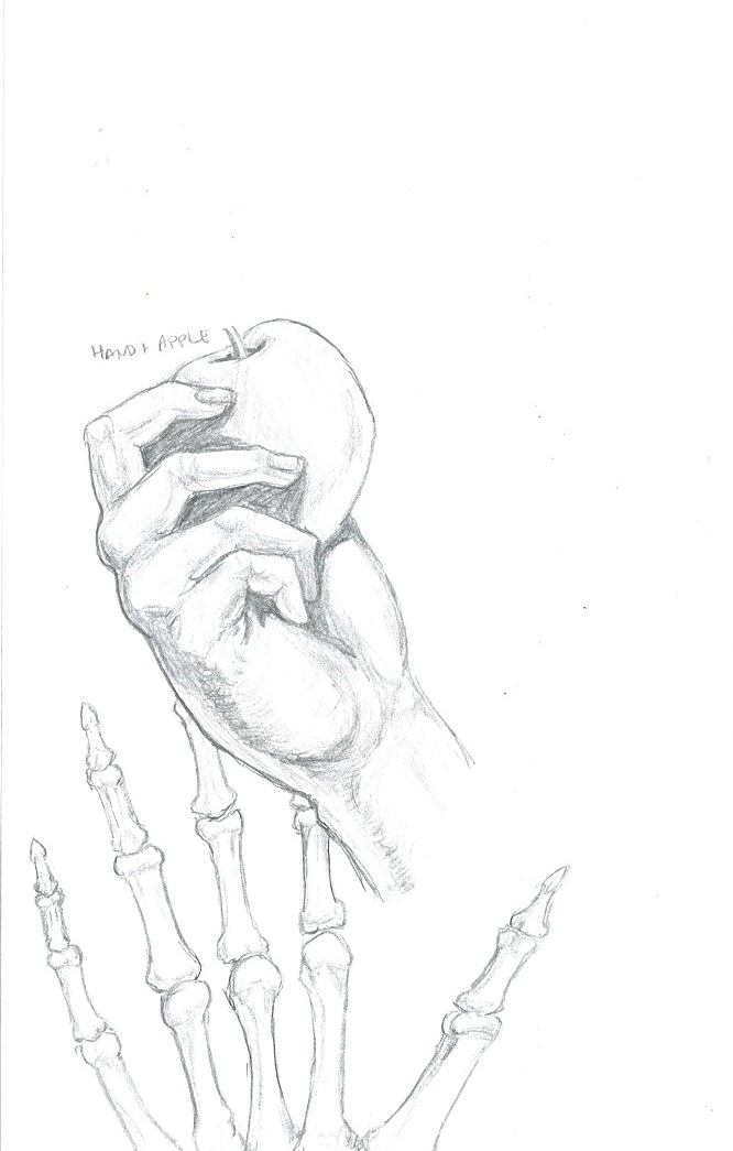666x1045 Hands Are Easy (Reverse Psychology) Gotta Keep Drawing!