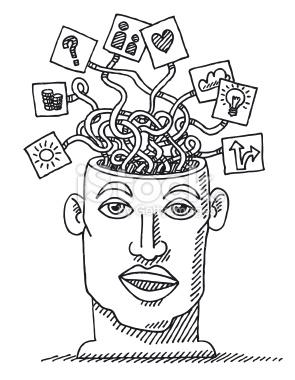 295x380 Stock Illustration 23729676 Head Thinking Psychology Drawing.jpg