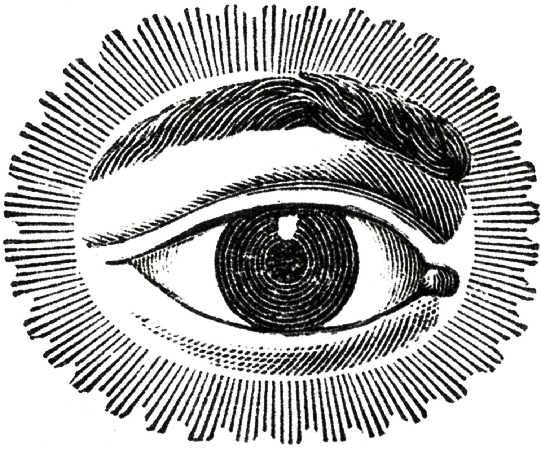1500x1247 Free Public Domain Image Watching Eye Public Domain, Eye And Free