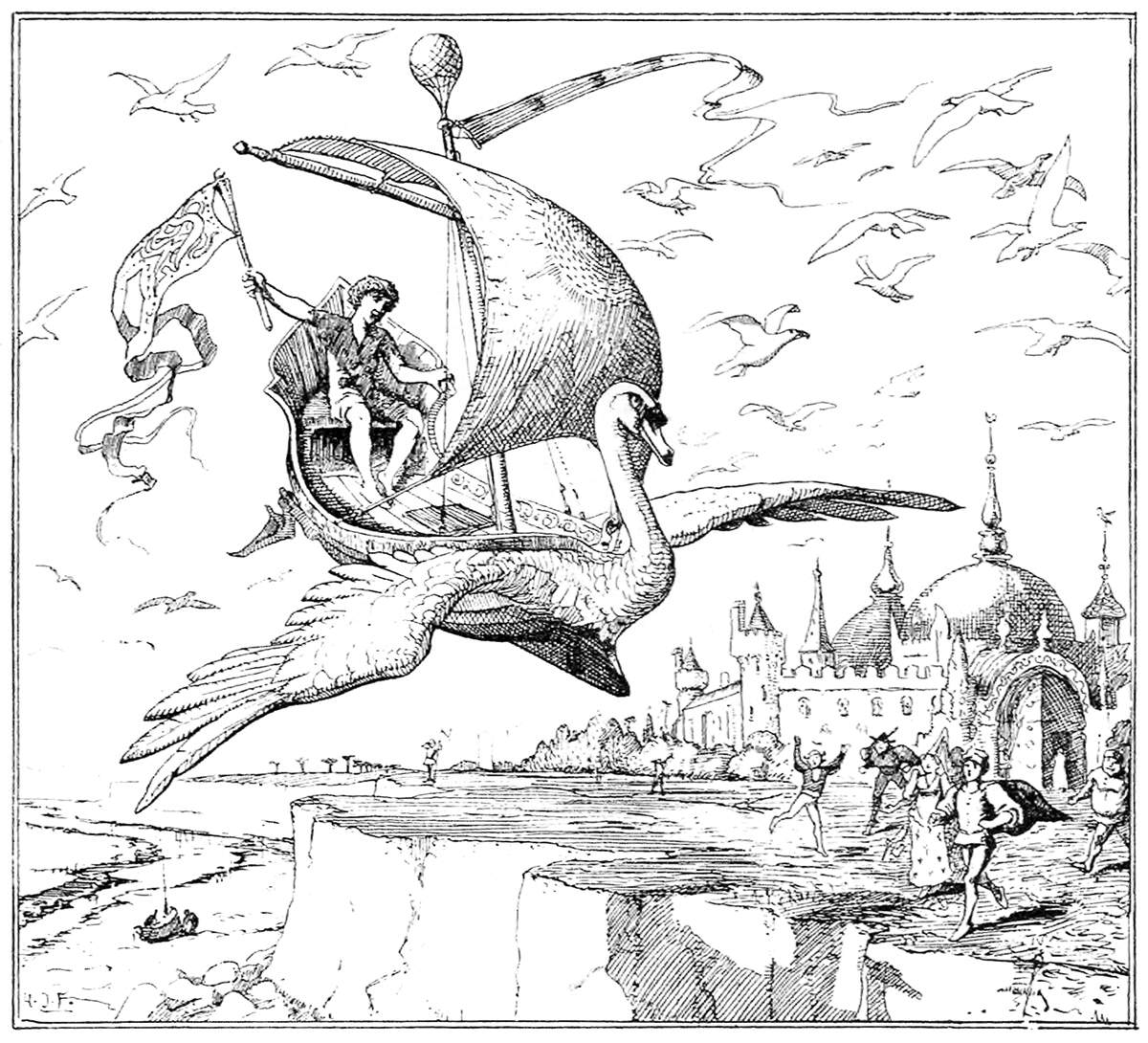 1200x1090 Public Domain Illustrations From Old Books Boing Boing