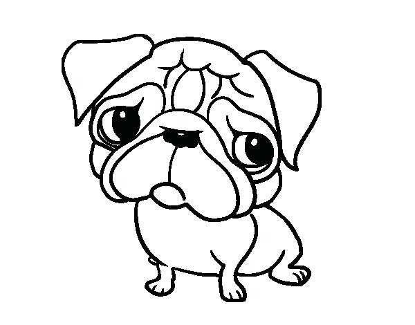 600x470 Pug Coloring Pages Pug Dog Cartoon Draw X These Are Searching Code