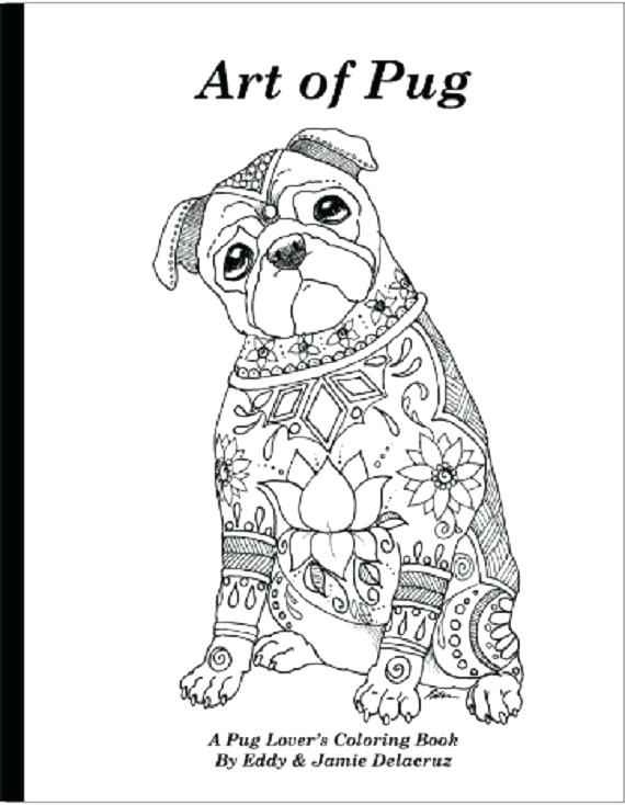 Pug Face Drawing at GetDrawings.com | Free for personal use Pug Face ...