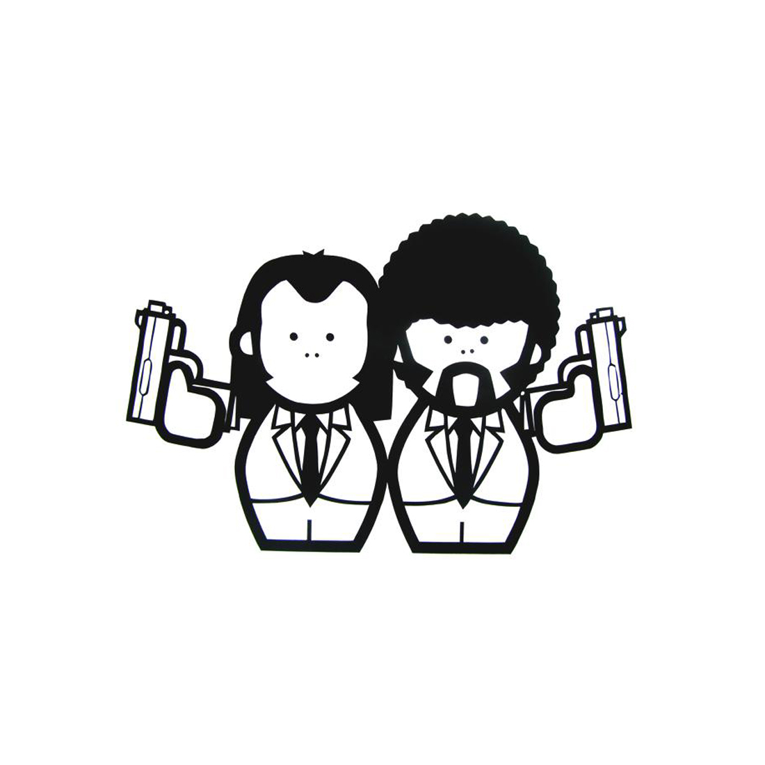 1100x1100 Buy Pulp Fiction Movie Minimal Poster Buy Hollywood Amp Movies