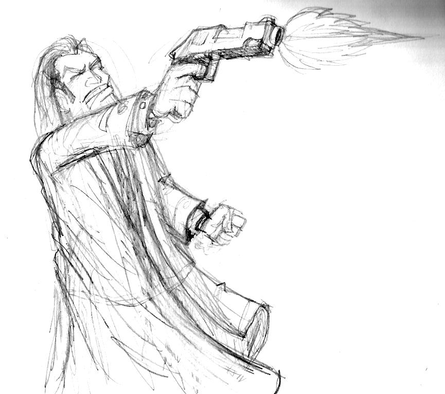 865x767 Pulp Fiction Pencil Drawings Pulp Fiction And Drawings