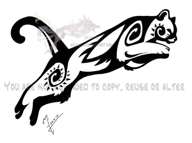 800x597 Tribal Puma By Arixona