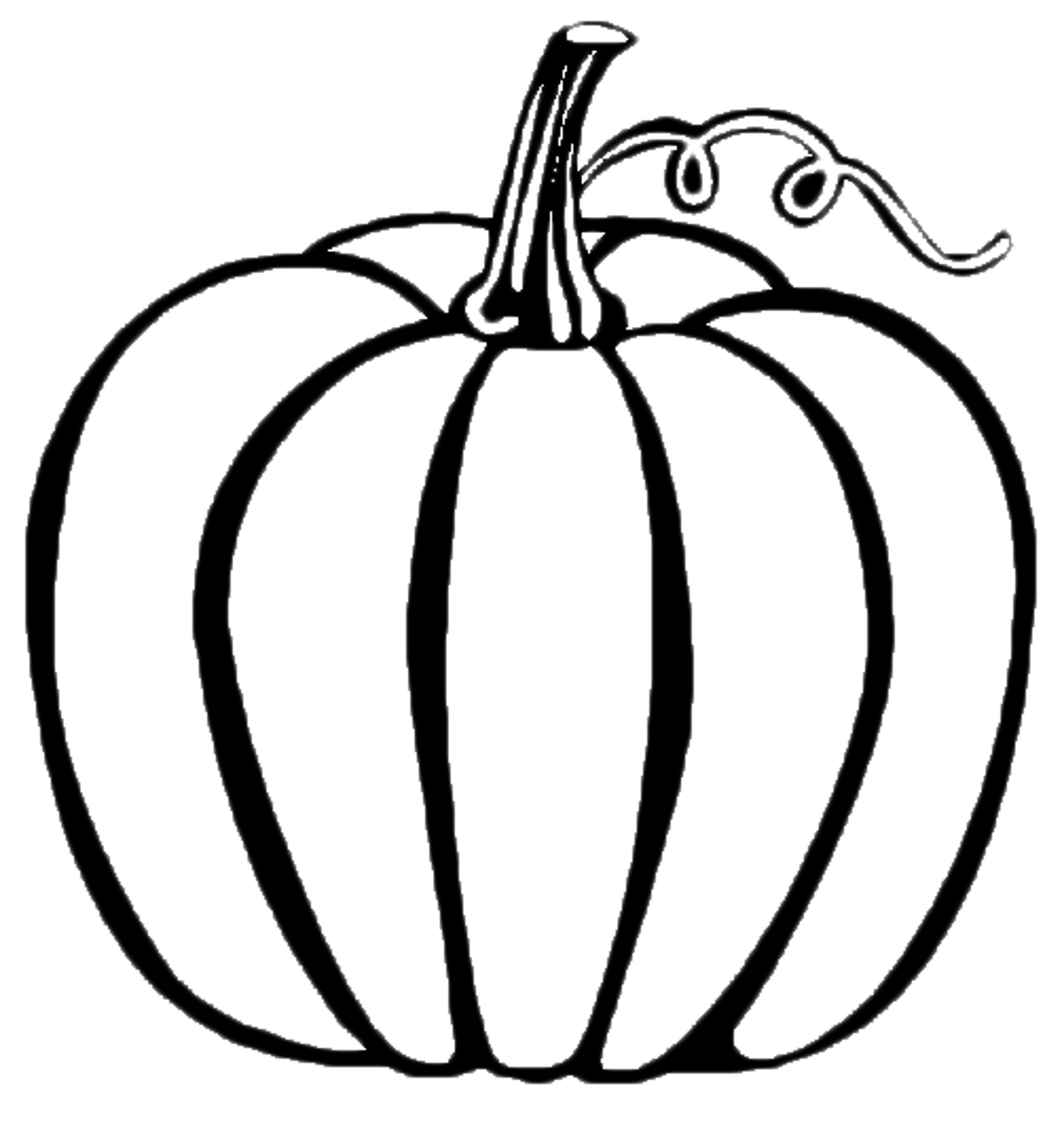 2550x2692 Pumpkin Coloring Pages The Sun Flower Pages