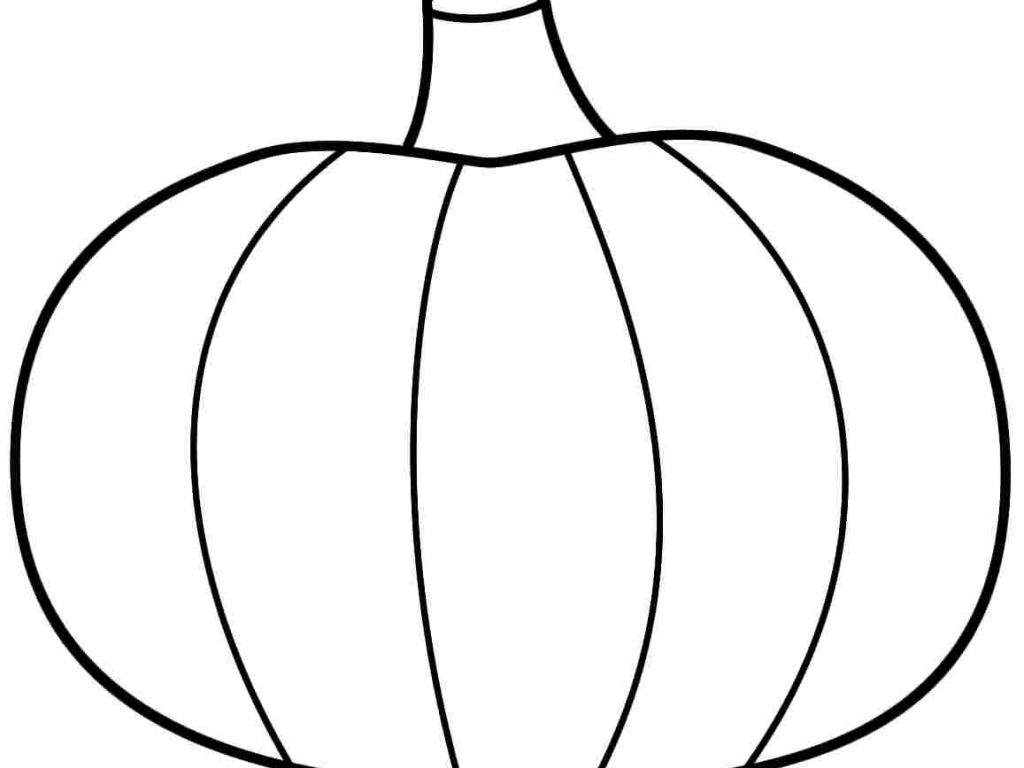 1024x768 Free Printable Pumpkin Coloring Pages For Kids Patch Christian