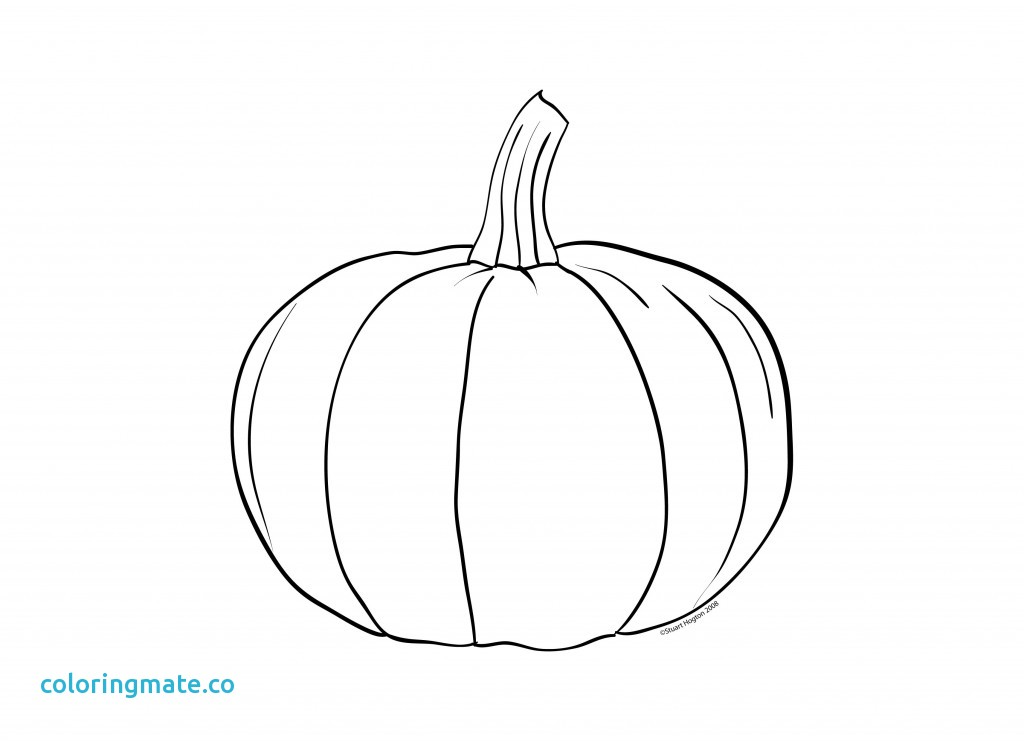 1024x741 Free Printable Pumpkin Coloring Pages New Learn And Grow Designs