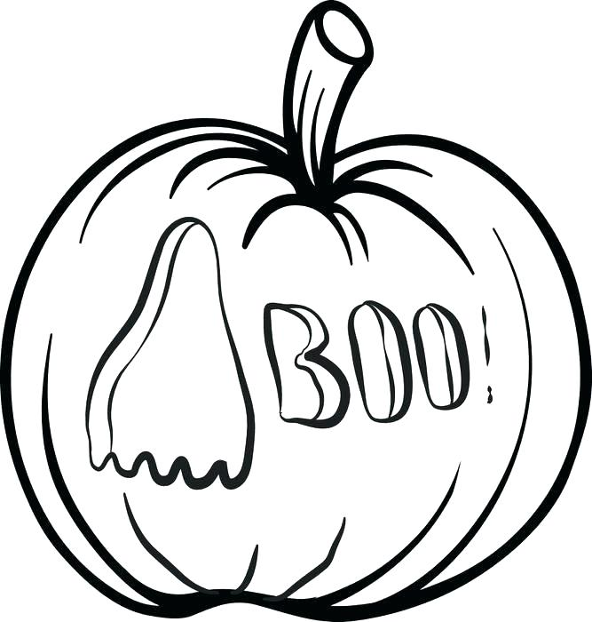 667x700 Pumpkin Coloring Page Printable Pumpkins Coloring Page Free