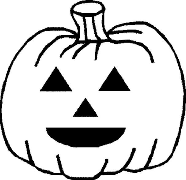 607x588 Pumpkin Halloween Halloween