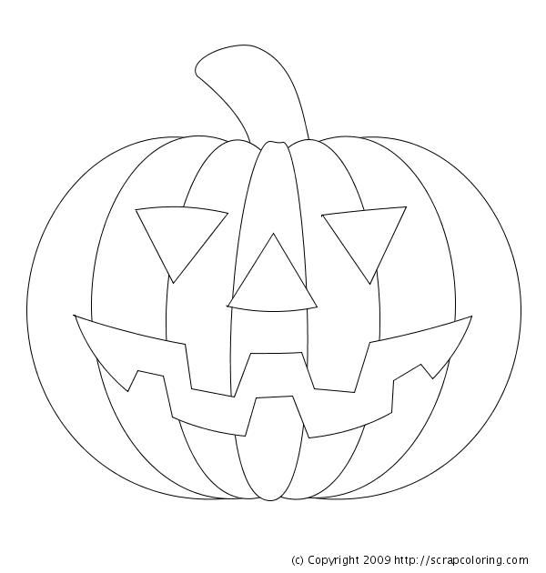600x630 Halloween Pumpkin Drawing Fun For Christmas